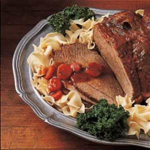 Flavorful Italian Pot Roast Recipe