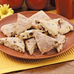 Cinnamon Date Scones Recipe