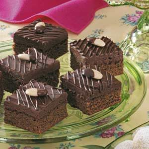 Cappuccino Truffle Brownies Recipe