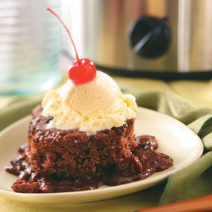 Cherry Cola Chocolate Cake