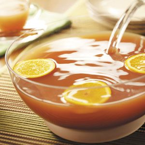 Wassail Bowl Punch Recipe