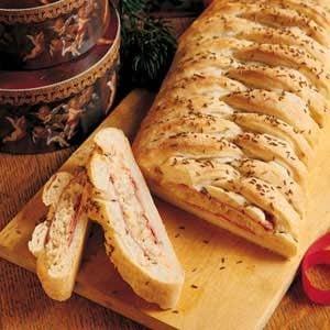 Reuben Bread Loaf Recipe