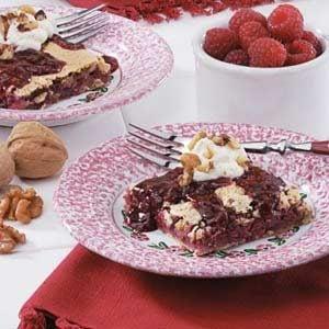 Raspberry Dessert Recipe