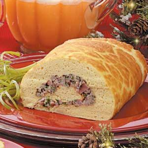 Souffle Roll-Up Recipe