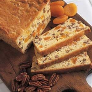 Apricot Bread Recipe
