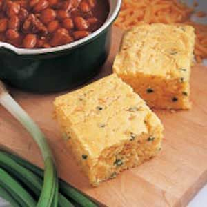 Favorite Mexican Corn Bread Recipe