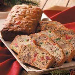 Banana Nut Fruitcake Recipe