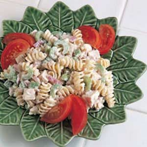 Turkey Pasta Salad Recipe