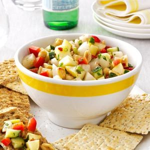 Roasted Peanut Salsa Recipe