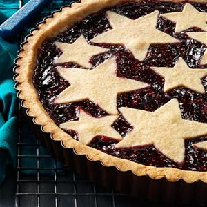 Linzer Tart Recipe