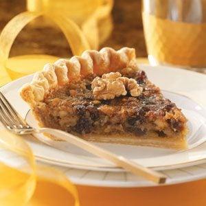Mincemeat Walnut Pie Recipe