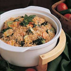 Fresh Vegetable Casserole Recipe