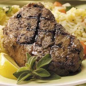 Greek Pork Chops Recipe