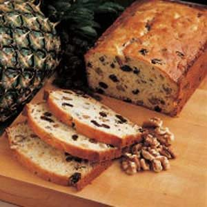 Walnut-Raisin Bread Recipe