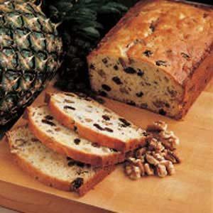 Walnut-Raisin Bread Recipe