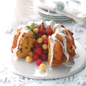 Pumpkin Fruitcake Recipe