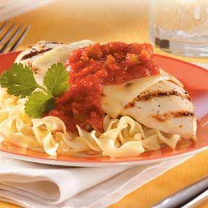 Pepper Jack Chicken Recipe