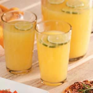 Tart 'n' Tangy Citrus Cooler Recipe