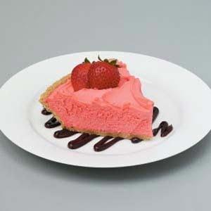 Strawberry Dream Pie Recipe