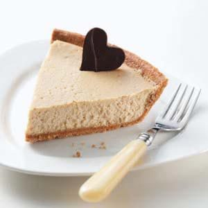 Cappuccino Cheesecake Pie Recipe
