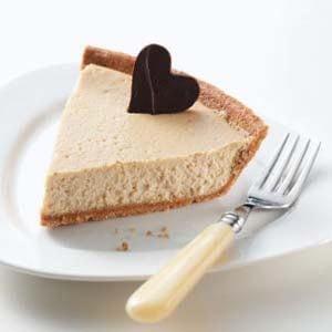 Cappuccino Cheesecake Pie Recipe