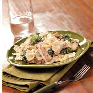 Ribbons and Bows Dinner Recipe