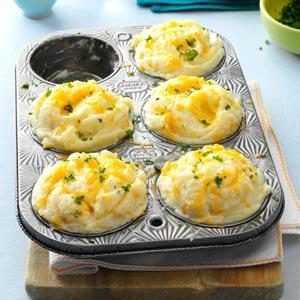 Mashed Potato Cups