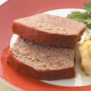 Double Meat Loaf Recipe