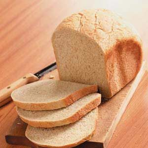 Golden Wheat Bread