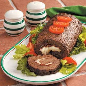 Italian Style Meat Roll Recipe