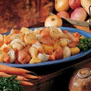 Root Vegetable Medley Recipe
