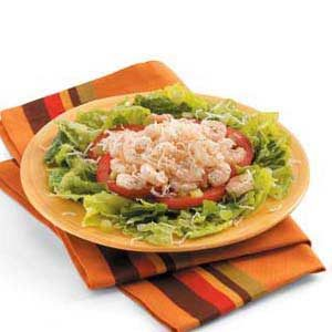 Main-Dish Shrimp Salad Recipe