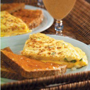 Summer Garden Omelet Recipe