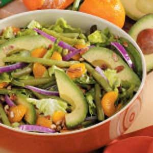 Green Bean Tossed Salad Recipe