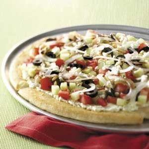 Patio Pizza Recipe
