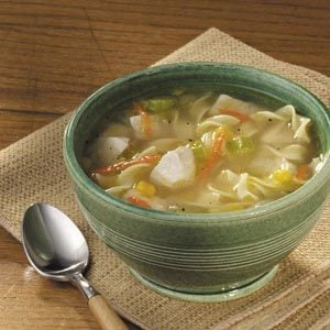Amish Chicken Corn Soup Recipe