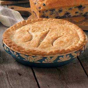 Chicken Cream Pie Recipe