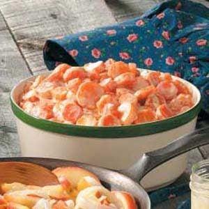 Creamed Carrots Recipe