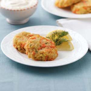 Baked Crab Cakes Recipe