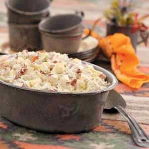 Potato Salad with Bacon Recipe