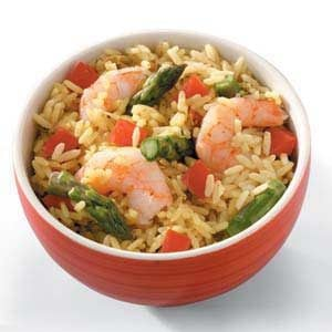 Caribbean Rice 'n' Shrimp Recipe