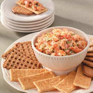 Chunky Crawfish Spread Recipe