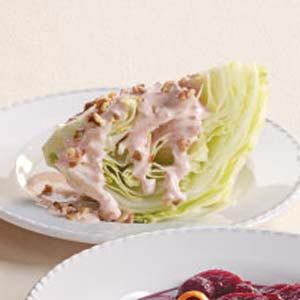 That's Amore Lettuce Wedge Recipe