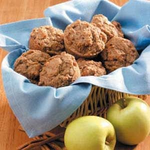 Golden Raisin Bran Muffins Recipe