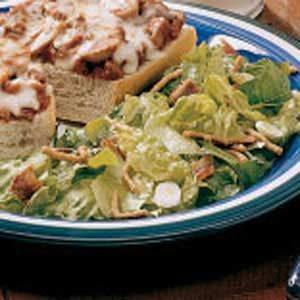 Crunchy Lettuce Salad