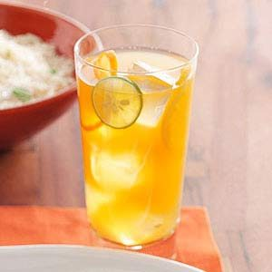 Sweet Citrus Iced Tea Recipe