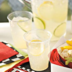 Thirst-Quenching Limeade Recipe