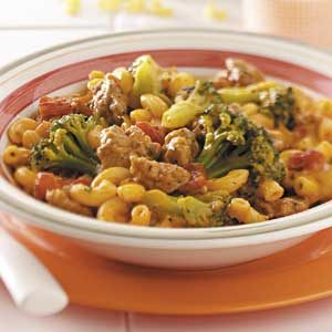 Sausage Macaroni Supper Recipe