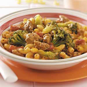 Sausage Macaroni Supper Recipe