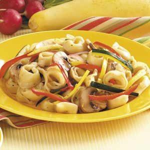 Colorful Tortellini Salad Recipe